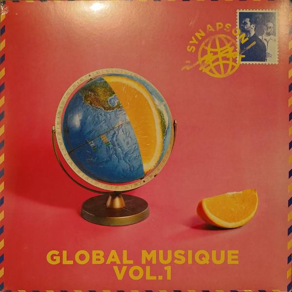 Виниловая пластинка Synapson — GLOBAL MUSIQUE, VOL. 1 (Black Vinyl)