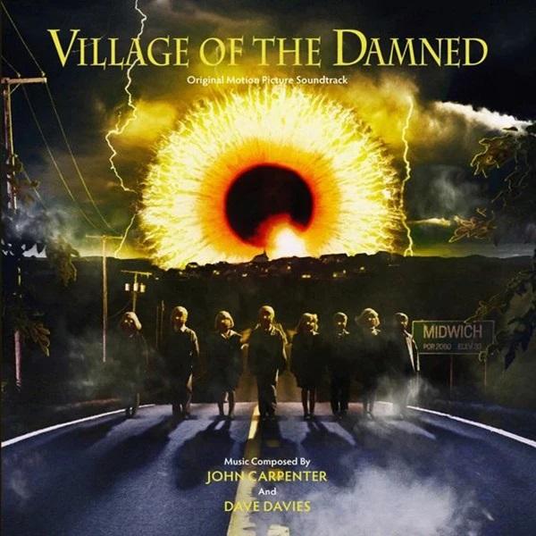 Виниловая пластинка Village Of The Damned (Original Motion Picture Soundtrack) (Deluxe Edition/Orange Marble Vinyl)