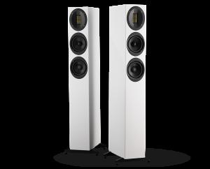 Напольная акустика Scansonic HD M20 White