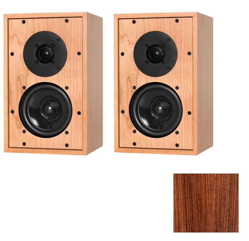 Полочная акустика Graham Audio Chartwell LS3/5 Rosewood
