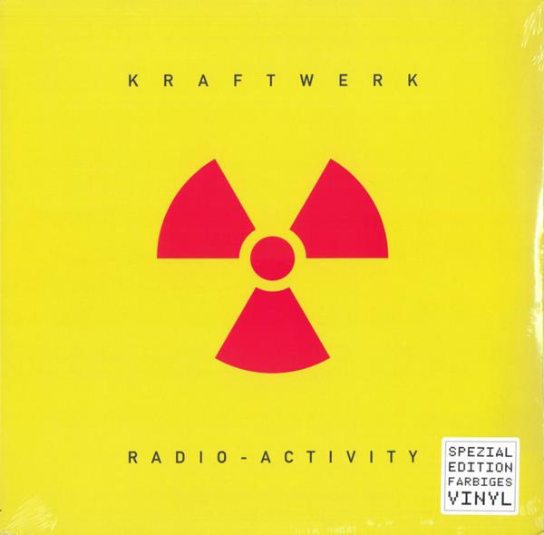 Виниловая пластинка Kraftwerk — RADIO-ACTIVITY (Limited 180 Gram Translucent Yellow Vinyl/Booklet)