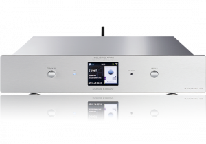 Сетевой аудио проигрыватель Accustic Arts Streamer ES Silver