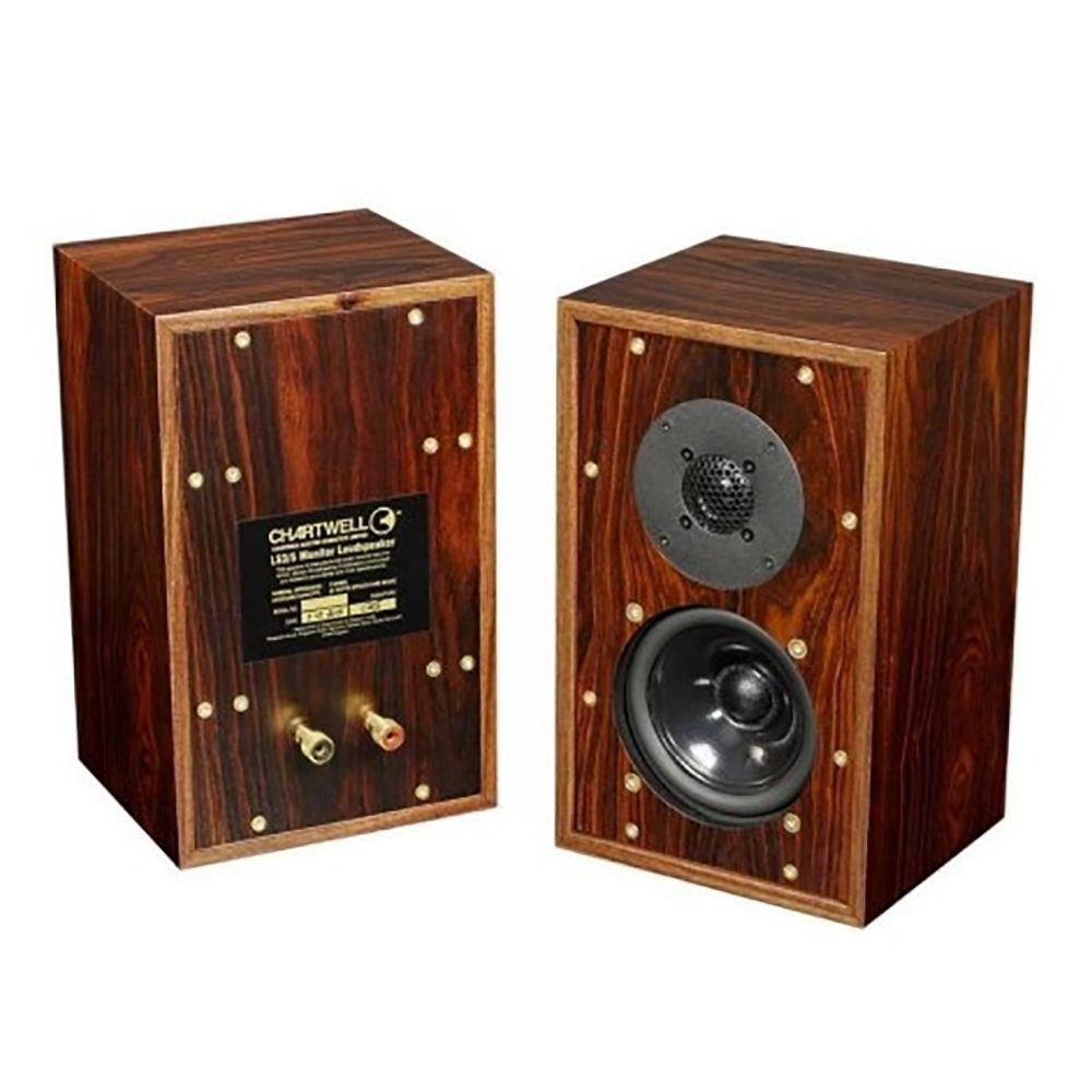 Полочная акустика Graham Audio Chartwell LS3/5 Ebony