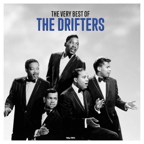 Виниловая пластинка The Drifters — THE VERY BEST OF (180 Gram Black Vinyl)