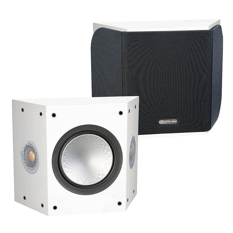 Настенная акустика Monitor Audio Silver FX (6G) white satin