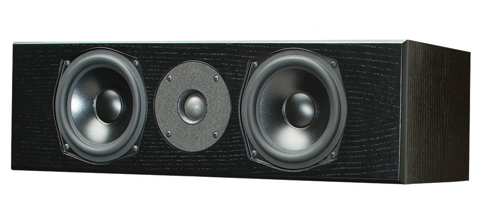 Центральный канал Totem Acoustic Mite-T Center (Black Ash)