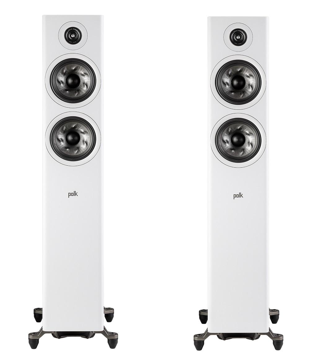 Напольная акустика Polk Audio Reserve R600 white