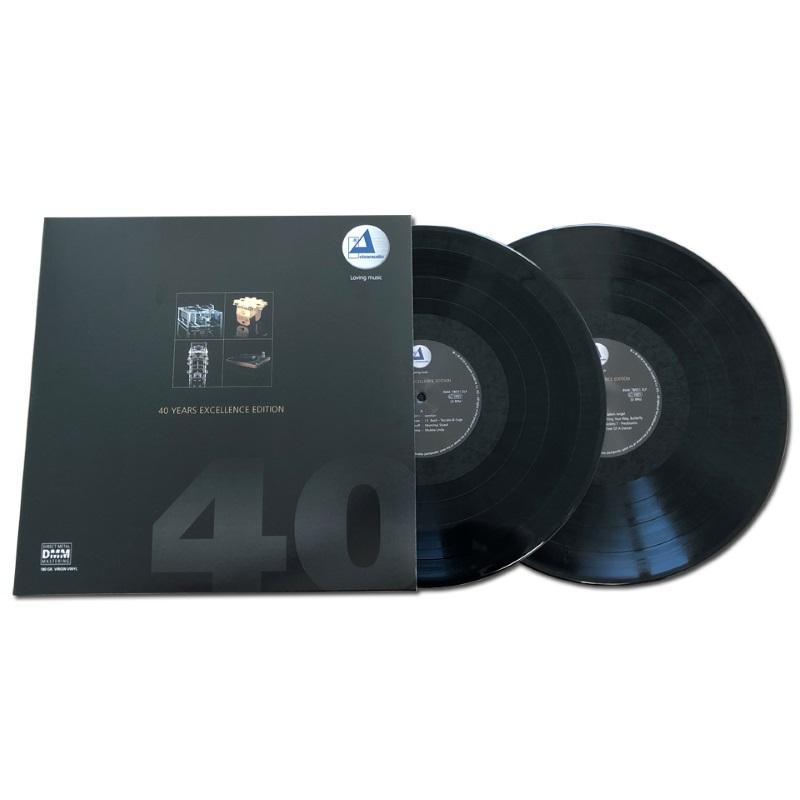 Виниловая пластинка Clearaudio 40 Years Excellence Edition #01678051