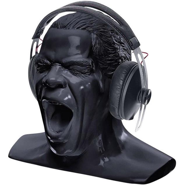 Подставка для наушников Oehlbach XXL Headphone Stand black (#35403)