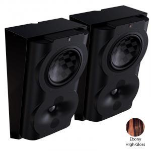 Настенная акустика Perlisten Audio S4s Ebony High Gloss