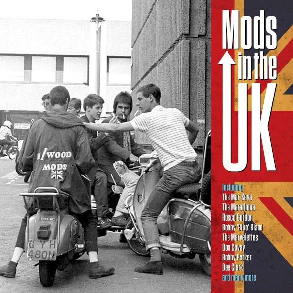 Виниловая пластинка VARIOUS ARTISTS - MODS IN THE UK