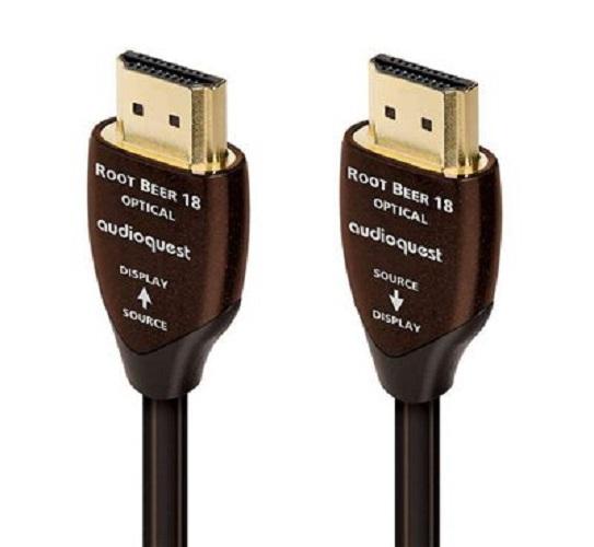HDMI кабель AudioQuest HDMI Root Beer PVC (30.0 м)