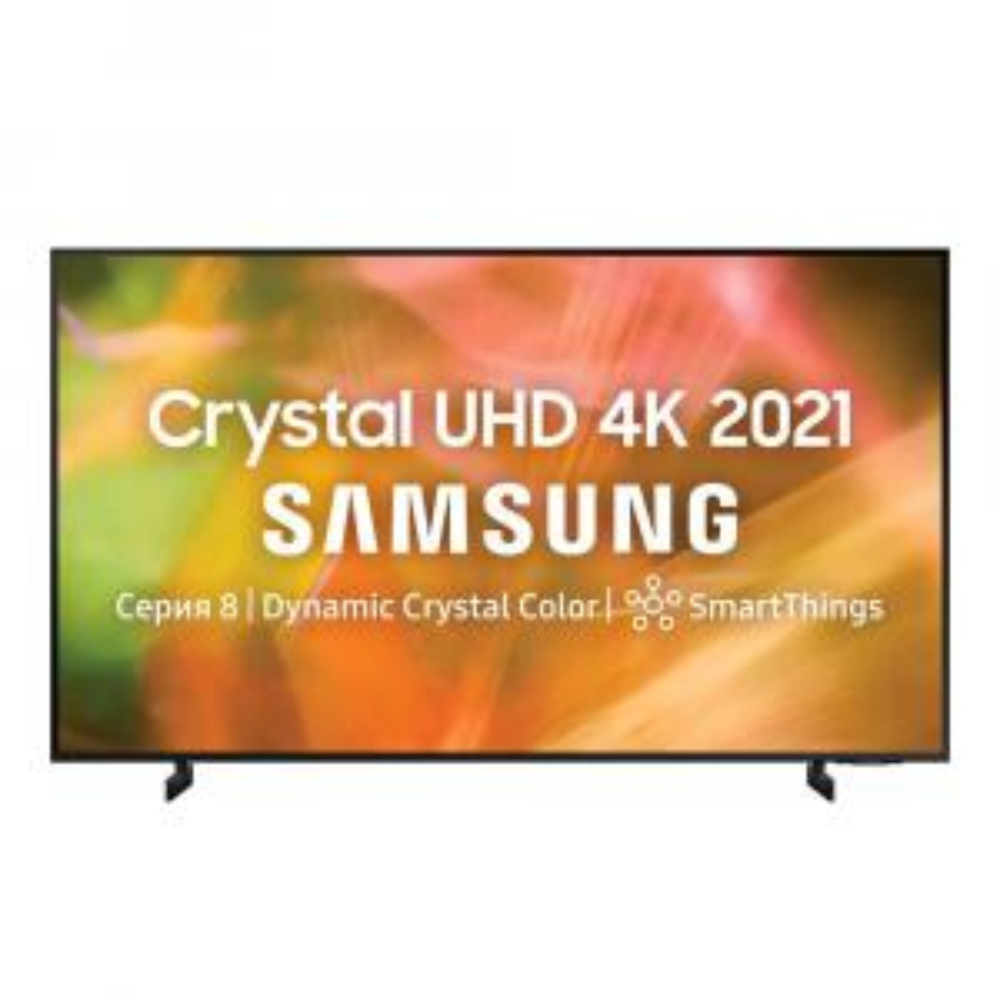 LED телевизор Samsung UE43AU8000UXRU