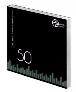 """Внешние конверты Audio Anatomy 50 X 12"""" PP CRYSTAL CLEAR OUTER SLEEVES - 80 MICRON"""
