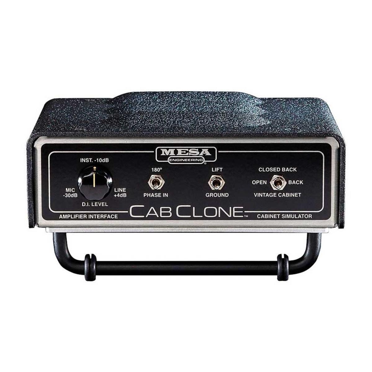 Симулятор гитарного кабинета Mesa Boogie CABCLONE - 8 OHM