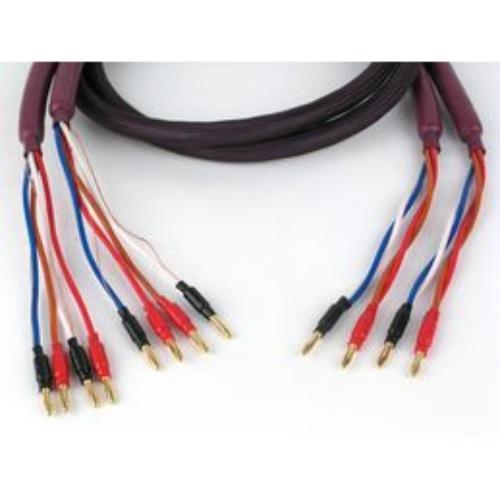 Акустический кабель Tchernov Cable Classic Bi-Wire Mk II SC Bn/Bn 4.35m