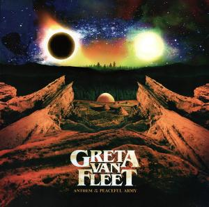 Виниловая пластинка Greta Van Fleet, Anthem Of The Peaceful Army