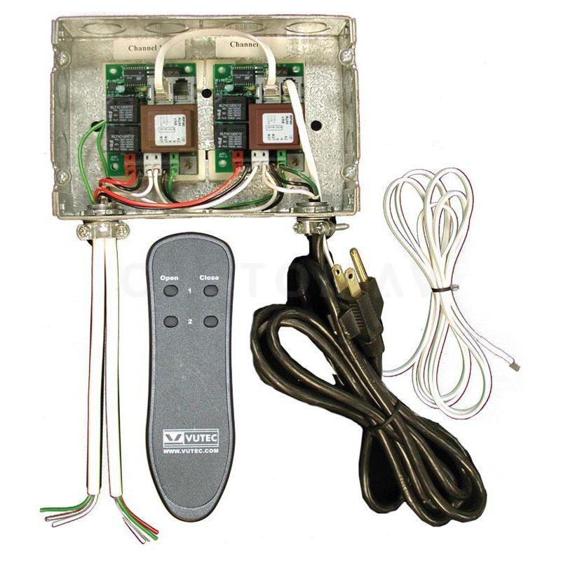 Система управления Vutec 01-IR2CK