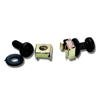 Крепежный комплект EuroMet EU/R-S (болт М6, гайка М6, шайба) #01839