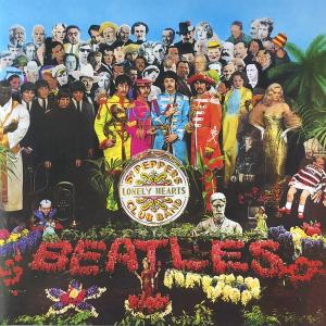 Виниловая пластинка Beatles, The, Sgt. Pepper's Lonely Hearts Club Band
