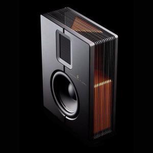 Настенная акустика Steinway Lyngdorf S-15 Speaker (matte black)
