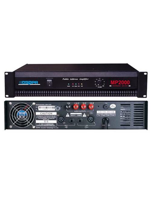 Усилитель DSPPA MP-2000
