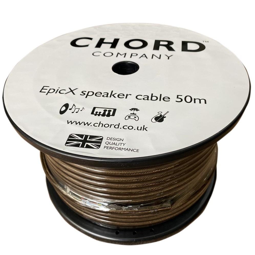Акустический кабель Chord Company EpicX Speaker Cable, в нарезку