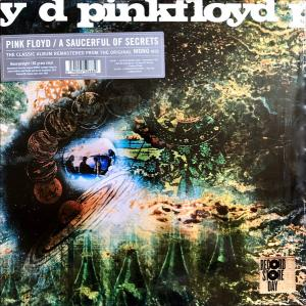 Виниловая пластинка PLG Pink Floyd A Saucerful Of Secrets (Mono) (RSD2019/Limited 180 Gram Black Vinyl)