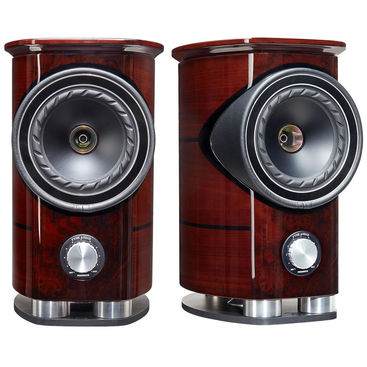 Полочная акустика Fyne Audio F1-5 Piano Gloss Walnut