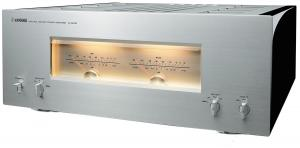 Усилитель мощности звука 2x100 ватт  M-5000 silver