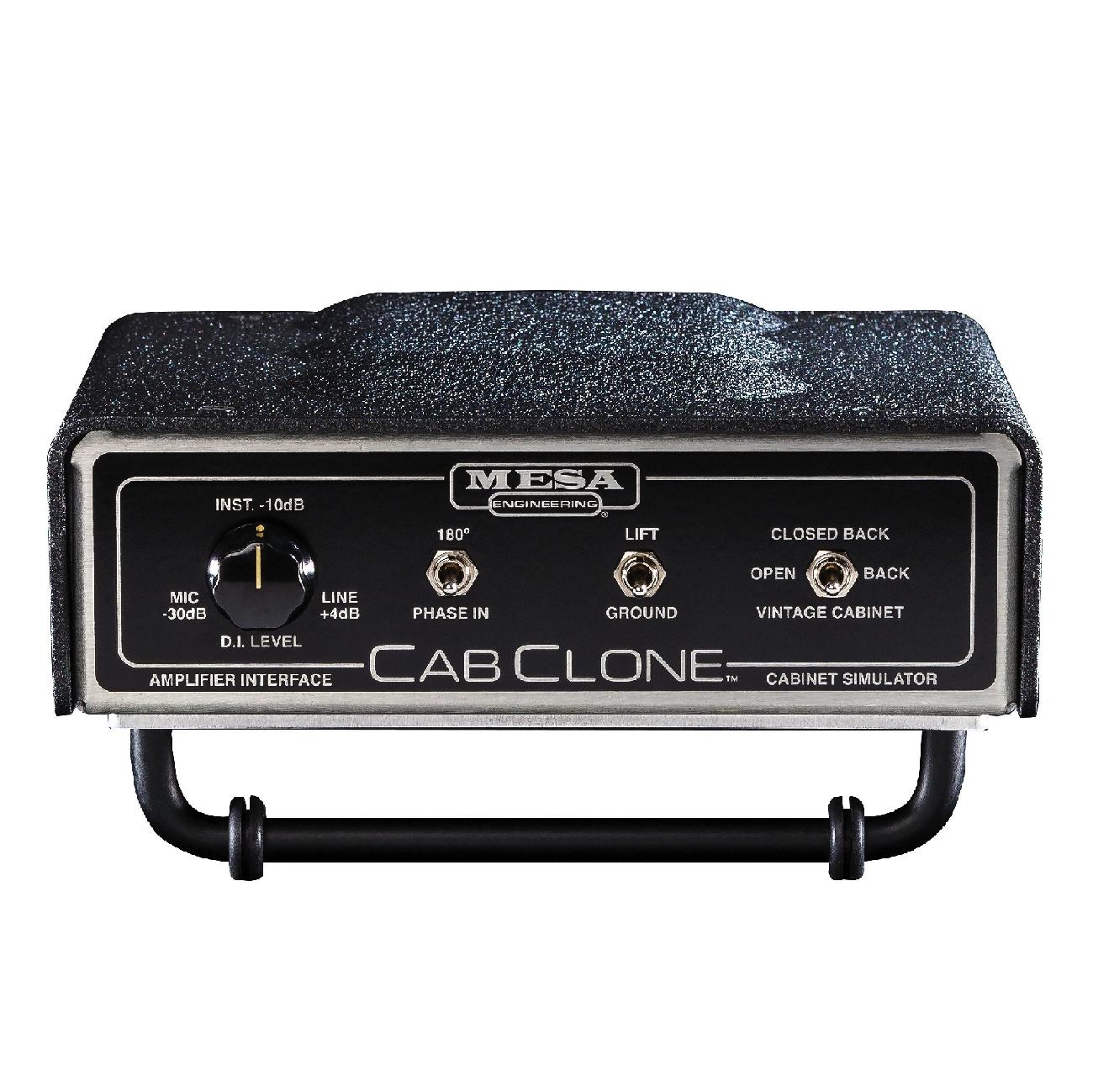 Симулятор гитарного кабинета Mesa Boogie CABCLONE - 16 OHM