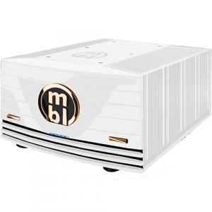 Усилитель мощности MBL 9008A white/gold