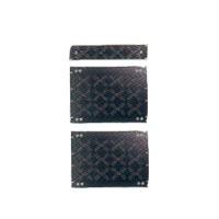 EuroMet EU/R-KV22  00553 Набор задних рэковых панелей с отверстиями для вентиляции, 22U, с крепежом.