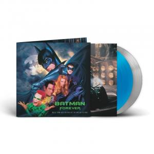 Виниловая пластинка Batman Forever: Music From The Motion Picture (Blue/Silver Vinyl)
