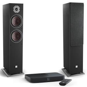 Комплект Dali Oberon 7 C Black Ash + Sound Hub Compact