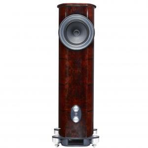 Напольная акустика Fyne Audio F1.10 Piano Gloss Walnut with Burr Walnut inlay on top and baffle