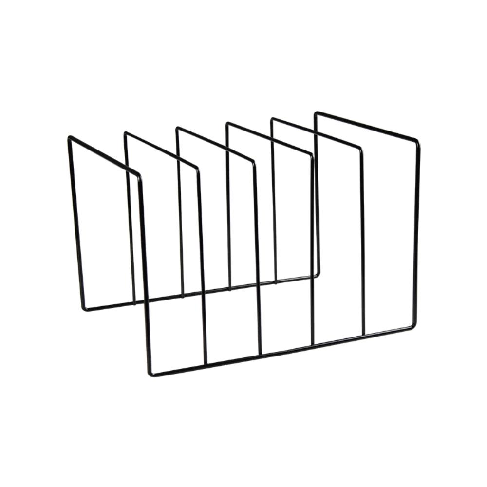 Подставка для пластинок RECORD PRO квадрат (металл)