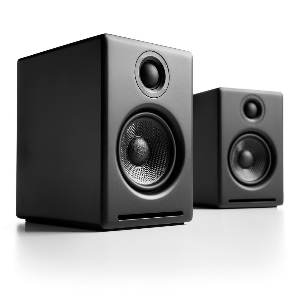 Полочная акустика Audioengine A2+ BT Satin Black