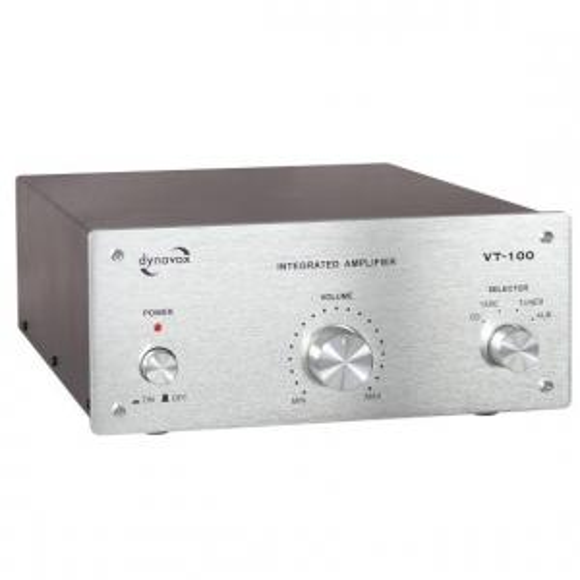Стереоусилитель Dynavox VT-100 silver