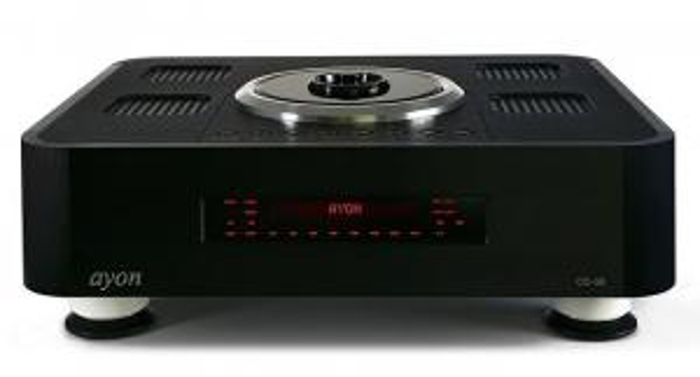 CD проигрыватель Ayon Audio CD-35 Signature black