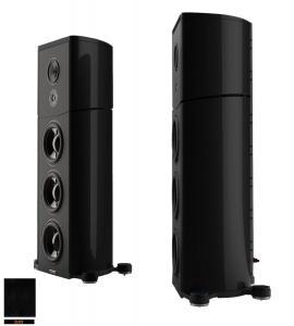Колонка 1000 Ватт  S7 M-COAT black