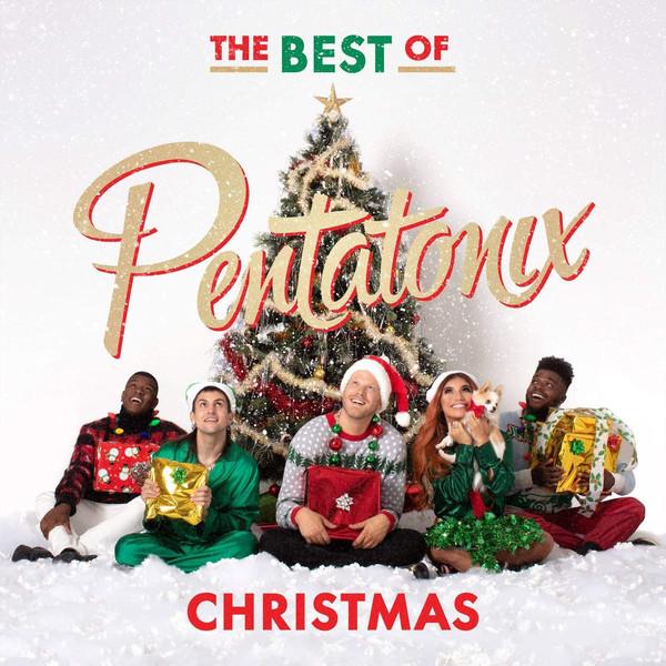 Виниловая пластинка Pentatonix, The Best Of Pentatonix Christmas (Black Vinyl/Calendar/Gatefold)