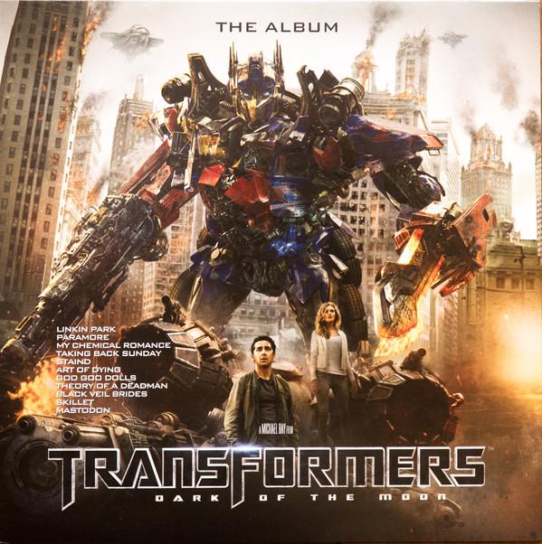 Виниловая пластинка WM VARIOUS ARTISTS, TRANSFORMERS: DARK OF THE MOON - THE ALBUM (RSD2019/Limited Brown Vinyl)