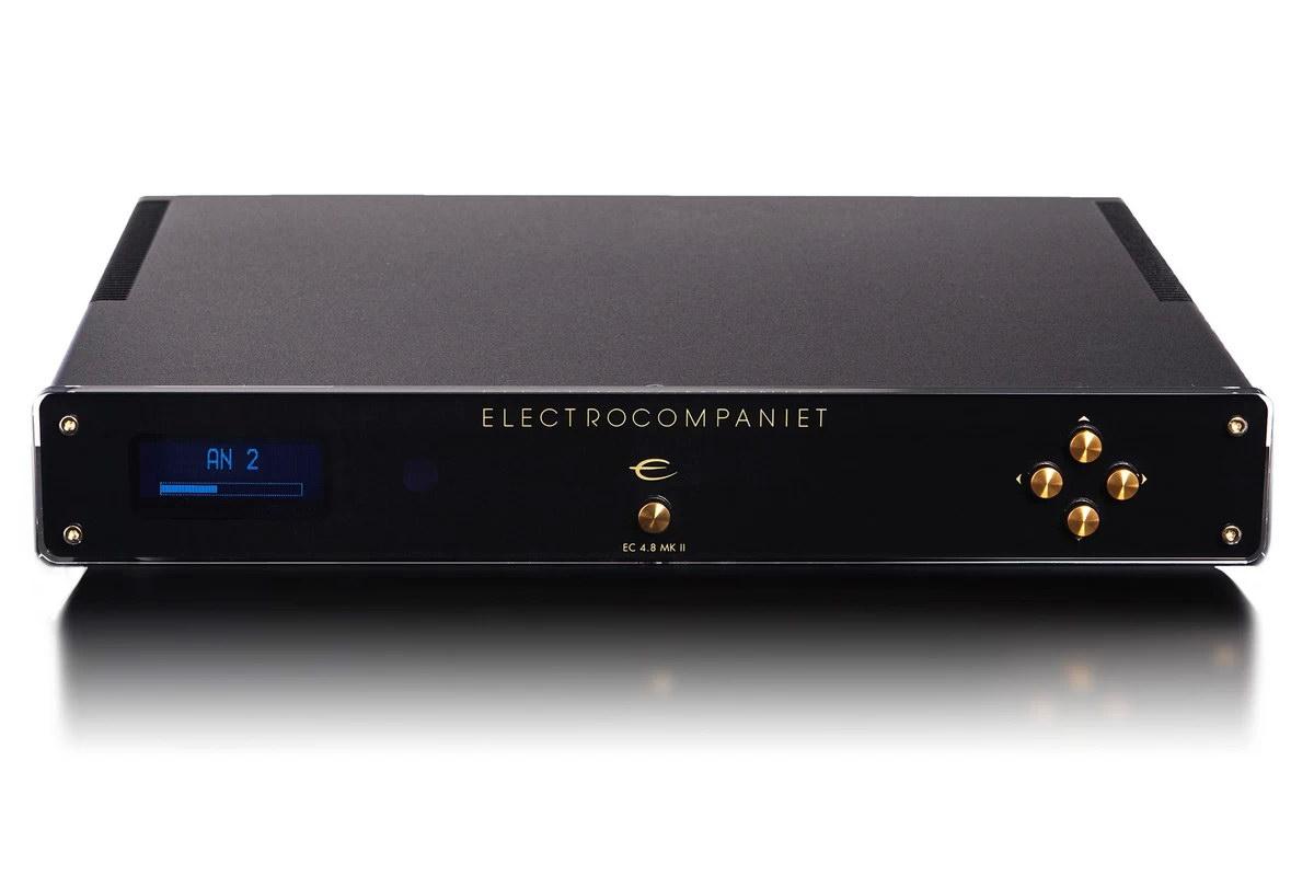 Предусилитель ELECTROCOMPANIET EC 4.8 MKII