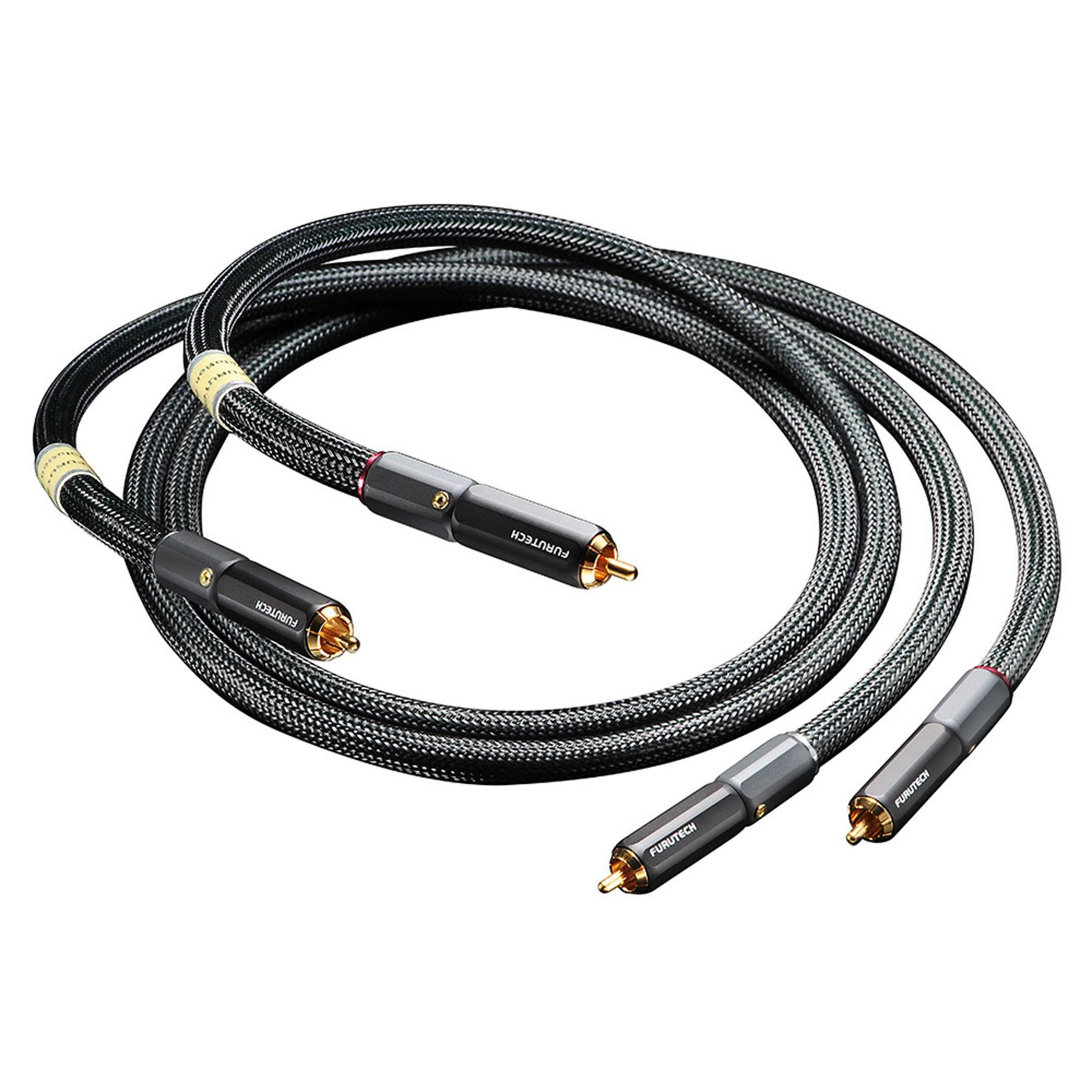 Межблочный кабель класса Furutech Evolution Audio II (RCA)
