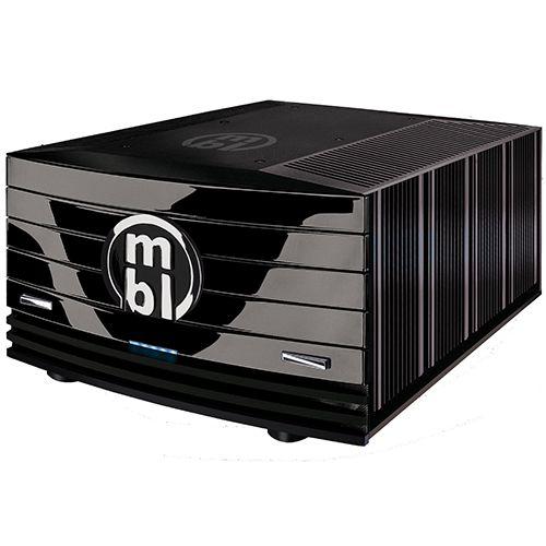 Усилитель мощности MBL 9008A black/chrome