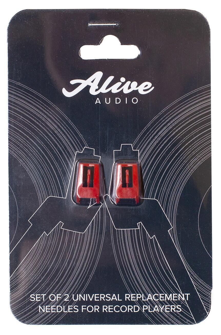 Сменные иглы Alive Audio Stylus (2 шт. в уп.)