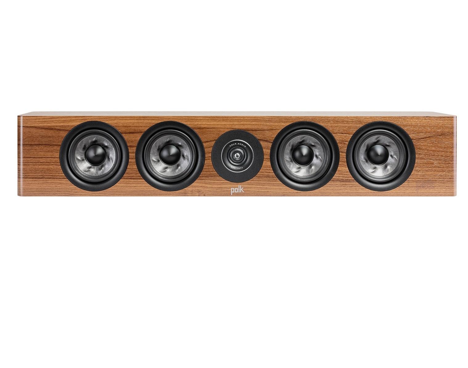 Акустика центрального канала Polk Audio Reserve R350 center walnut