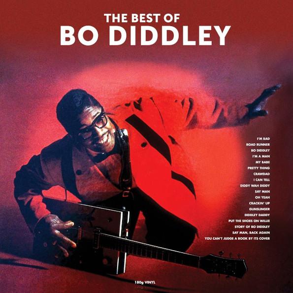 Виниловая пластинка Bo Diddley - THE BEST OF (180 Gram Black Vinyl)