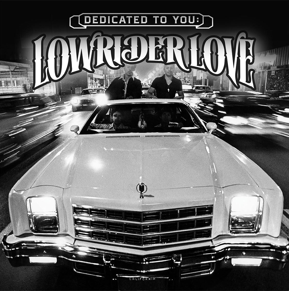 Виниловая пластинка Dedicated to You: Lowrider Love